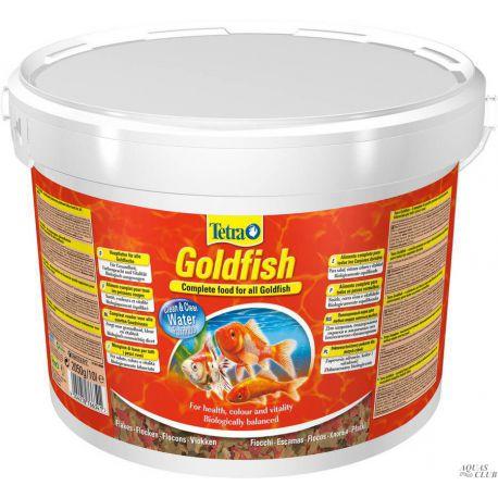Tetra Goldfish – Корм для золотых рыбок, хлопья 10л