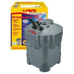 Фильтр внешний SERA fil BIOACTIVE 250 + UV