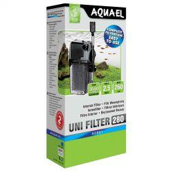 AQUAEL UNIFILTER 280 – Фильтр внутренний 260л/ч 30-60л