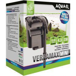 AQUAEL VERSAMAX MINI – Фильтр внешний навесной 230 л/ч 10-40л