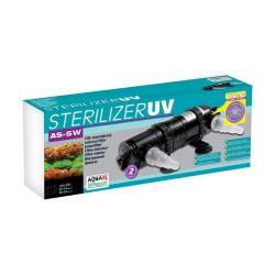 AQUAEL STERILIZER UV AS-5W – Ультрафиолетовый стерилизатор воды 5 вт