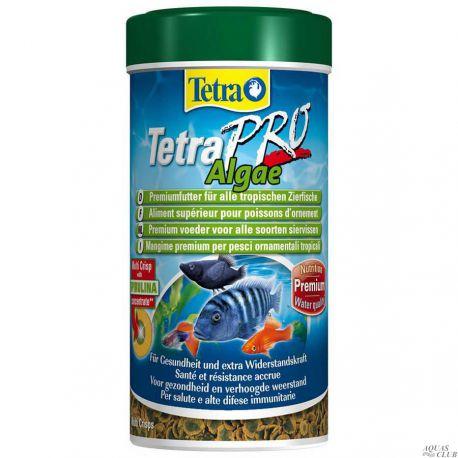 Tetra TetraPro Algae – Высококачественный корм c концентратом спирулины 250мл