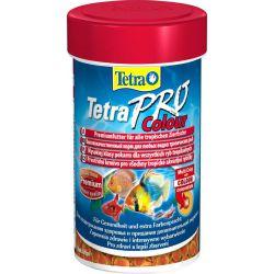 Tetra TetraPro Colour 100 мл – Высококачественный корм для усиления окраса