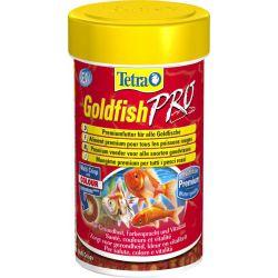 Tetra Goldfish Pro 100 мл – Высококачественный корм для всех видов золотых рыбок