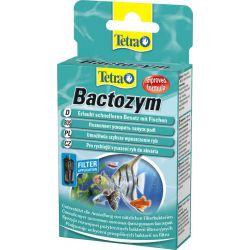 Tetra Bactozym 10 капсул – Средство для биоактивации фильтра