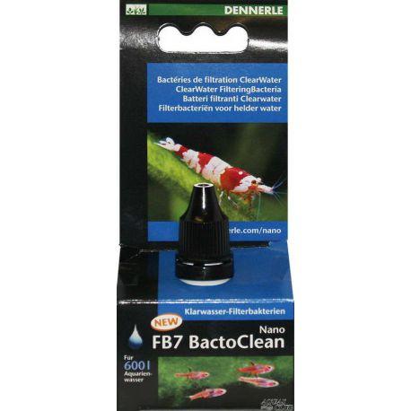 Dennerl Nano FB7 Bactoclean – Живые очистительные бактерии 15мл