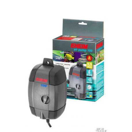 Eheim Air Pump 100 – Компрессор одноканальный для аквариума