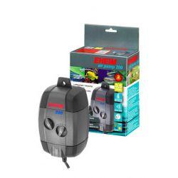 Eheim Air Pump 200 – Компрессор двухканальный для аквариума