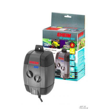 Eheim Air Pump 400 – Компрессор двухканальный для аквариума