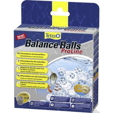Tetra Balance Balls ProLine – Био-наполнитель для внешних фильтров 440мл, 50шт