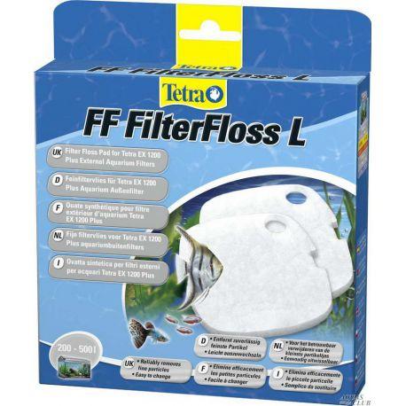 Tetra FF FilterFloss L – Губка мелкой очистки Tetra EX 1200 Plus / EX 1200 2шт
