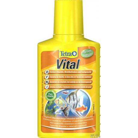 Tetra Vytal – Кондиционер с йодом и витамином В 100 мл