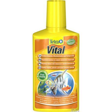 Tetra Vytal – Кондиционер с йодом и витамином В 250 мл