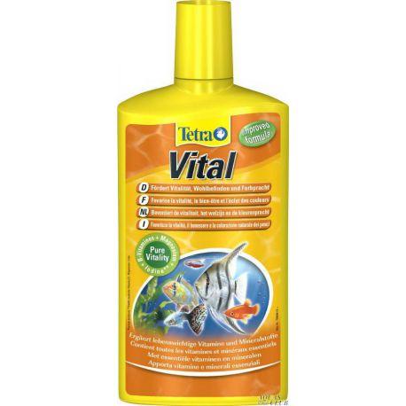 Tetra Vytal – Кондиционер с йодом и витамином В 500 мл