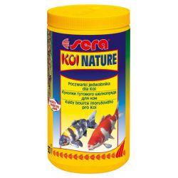 SERA KOI NATURE – Деликатес из личинок шелкопряда 1л