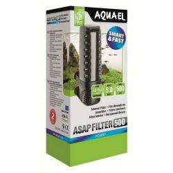AQUAEL ASAP FILTER 500 – Фильтр внутренний 500л/ч 50-150л