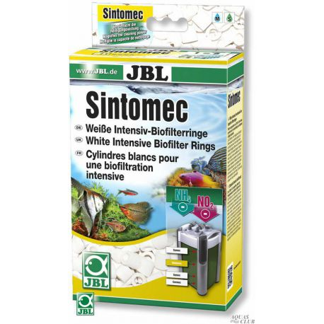 JBL Sintomec – Кольца для биофильтрации 450г