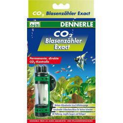 Dennerle CO2 Bubble Counter Exact – Счетчик пузырьков CO2