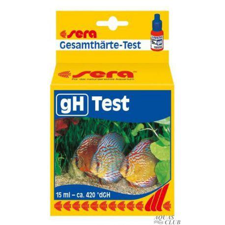 SERA gH-Тест - тест на общую жесткость 15 мл