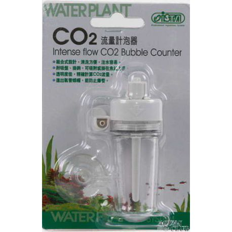 ISTA CO2 Bubble counter – Счетчик пузырьков СO2 интенсивного потока