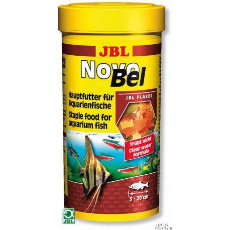 JBL NovoBel - Основной корм в форме хлопьев для всех аквариумных рыб