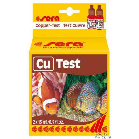 SERA Cu-Test – тест на медь 15 мл