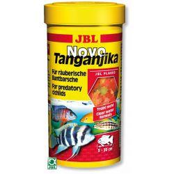 JBL NovoTanganjika 250 мл – Корм для растительноядных цихлид из озер Малави и Танганьика