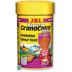 JBL NovoGranoColor mini 100мл – Мини-гранулы для усиления окраса