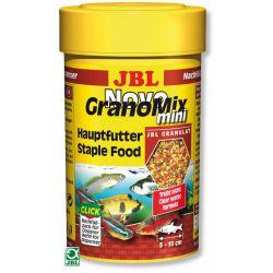 JBL NovoGranoMix mini 100 мл – Смесь мини-гранул для маленьких рыб