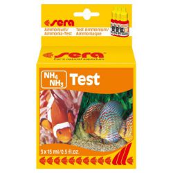 SERA NH4/NH3-Test – тест на аммоний/аммиак 15 мл