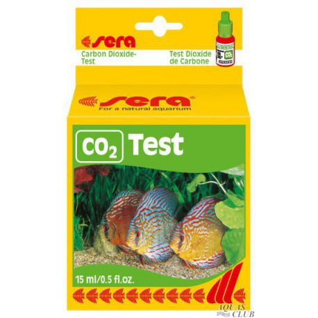 SERA CO2-Test – тест индикатор CO2 15 мл