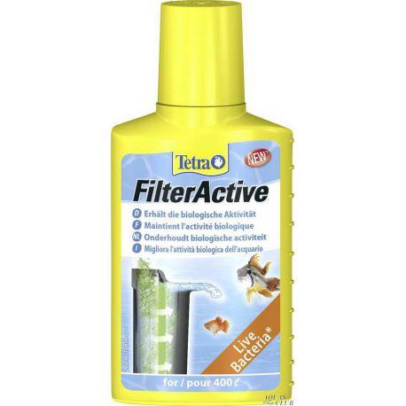 Tetra Filter Active – Cредство для поддержания биологической активности 100 мл
