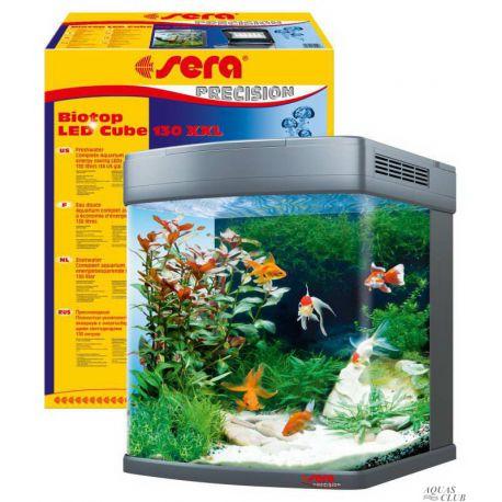 SERA Biotop LED Cube 130 XXL – Аквариумный комплект 130л