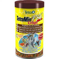 Tetra TetraMin Crisps 500 мл – Основной корм для тропических рыб, чипсы
