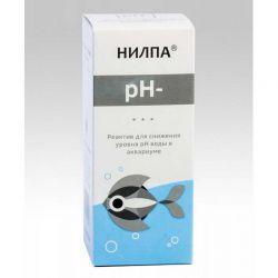 НИЛПА pH-минус – Реактив для уменьшения значения рН воды 100 мл
