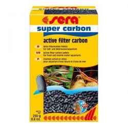 SERA super carbon – Активированный уголь 250г