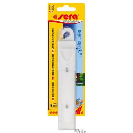 SERA spare blades – Сменные лезвия для стеклоочистителя-скребка 5 шт