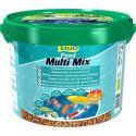 Tetra Pond Multi Mix 10 л – Смесь из нескольких сортов корма