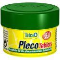 Tetra Pleco Tablets 58 табл. – Основной корм для любых видов травоядных донных рыб