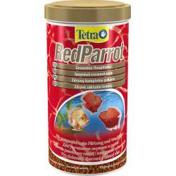 Tetra Red Parrot 250 мл – Основной корм для красных попугаев