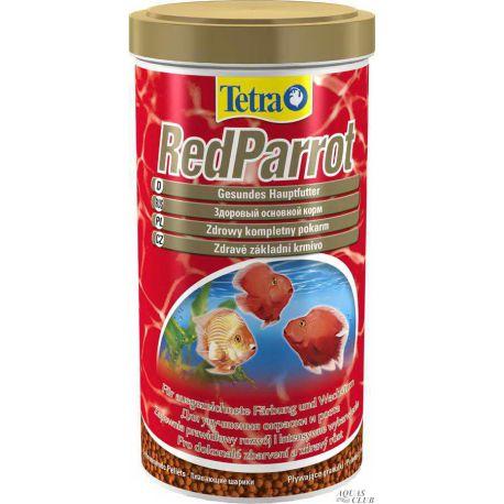 Tetra Red Parrot – Основной корм для красных попугаев