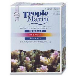 Tropic Marine Pro-Reef 4 кг – Соль морская для рифовых аквариумов