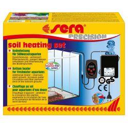 SERA soil heating set – Донный нагреватель с контроллером