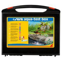 SERA aqua test set +Cu – Набор тестов для воды