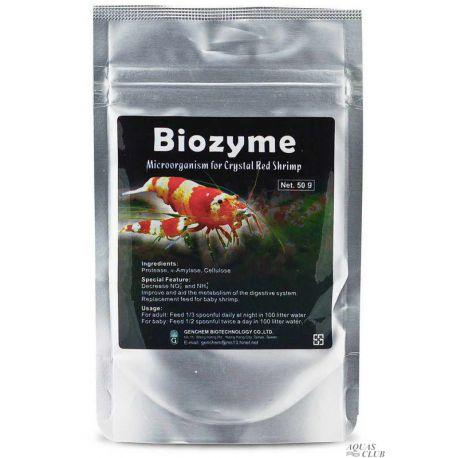 Genchem Biozyme – Кормовая добавка для креветок