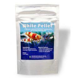 Genchem White Pellet – Кормовая минеральная добавка для креветок