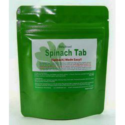 Ebita Breed Spinach Tab 10 г – Дополнительный корм для креветок Шпинат, на развес