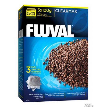 FLUVAL CLEARMAX 300 г – Наполнитель удаляющий фосфаты, нитраты и нитриты
