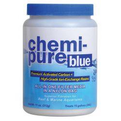 Boyd Chemi-pure blue 312 г – Высококачественный активированный уголь с ионнообменной смолой