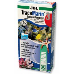 JBL TraceMarin 3 500 мл – Комплекс, содержащий 16 микроэлементов для морского аквариума